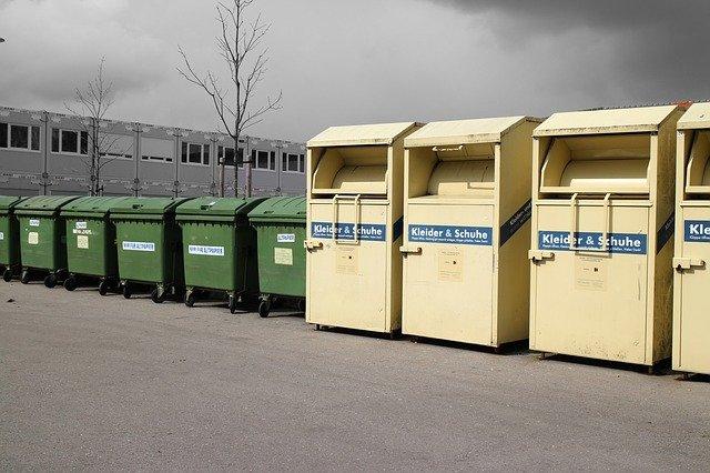 recyklace odpadků