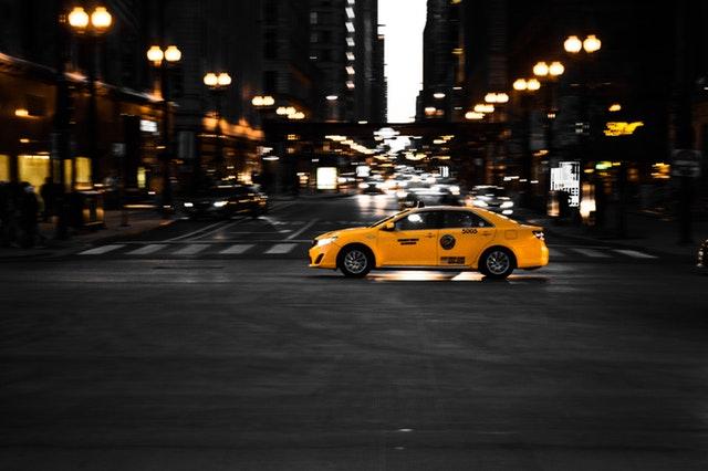 Noční taxislužba